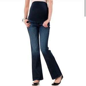 Joe's Maternity Jeans A Pea in the Pod 27 bootcut